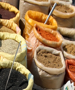 Italiaanse kruidenzakjes