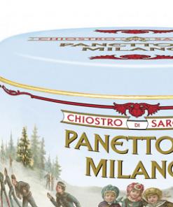 Panettone Lata / Blik