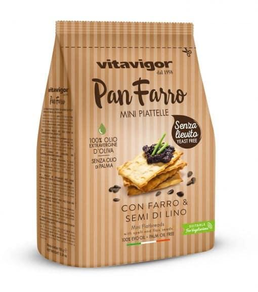 Panfarro Flatbread
