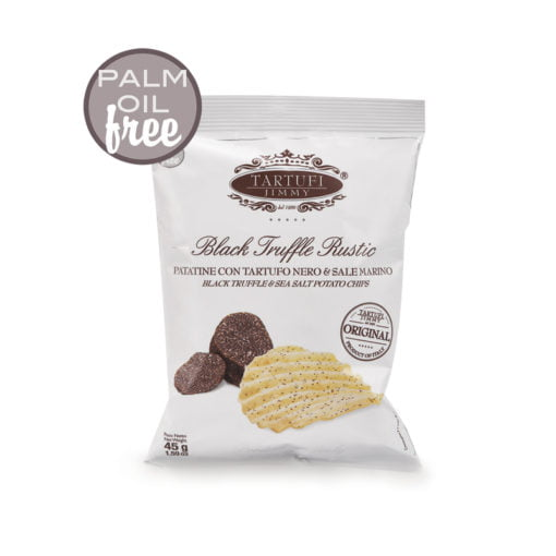 Zwarte Truffel Chips