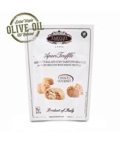 Biscotti Salati con Tartufo