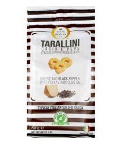 Tarallini Cacio e Pepe