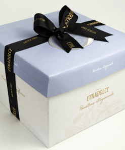 Panettone pure chocolade luxe verpakking